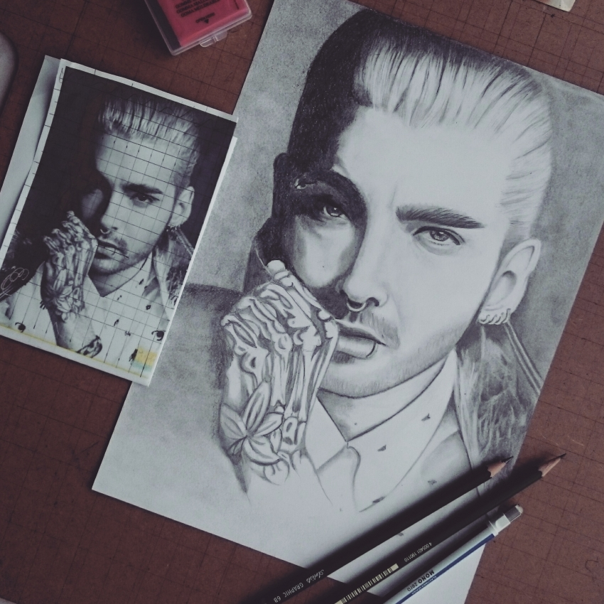 Bill Kaulitz by Marilyn44
